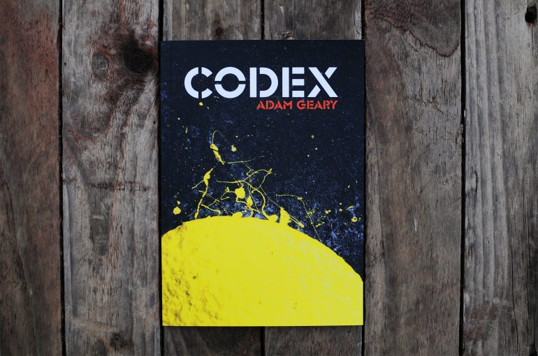 Codex Cover